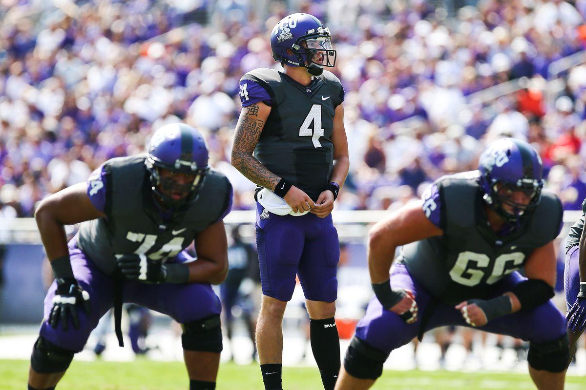 EA Sports NCAA Football  14  Keeping It Real with TCU - Frogs O  War 4d73aae3d