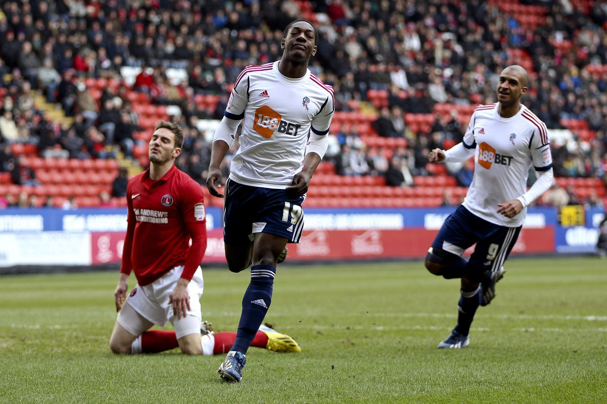 Sordell, seen here scoring against Charlton, who he later joined on loan
