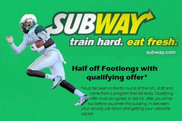 subway JJ Nelson