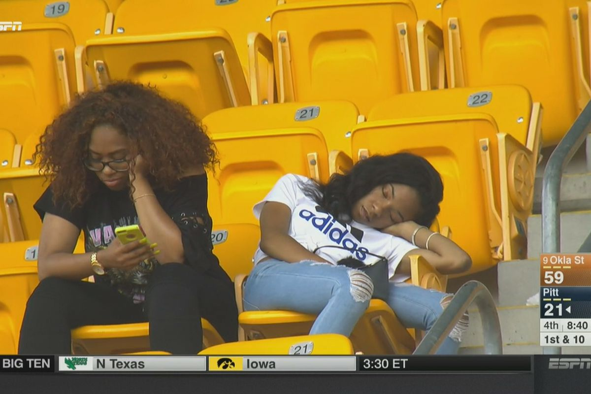 oklahoma state vs pitt score and stats cowboys wax panthers on the
