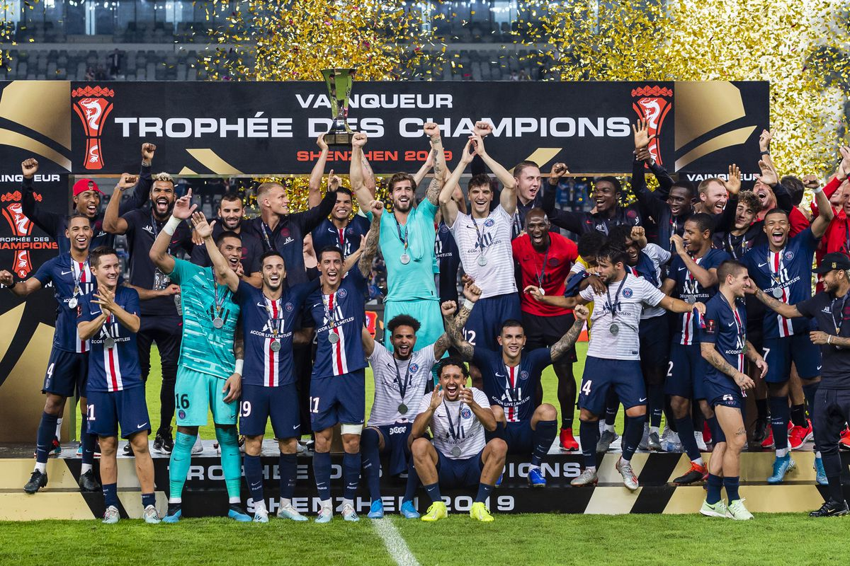 Europe: PSG & City Win Curtain Raisers in France and England