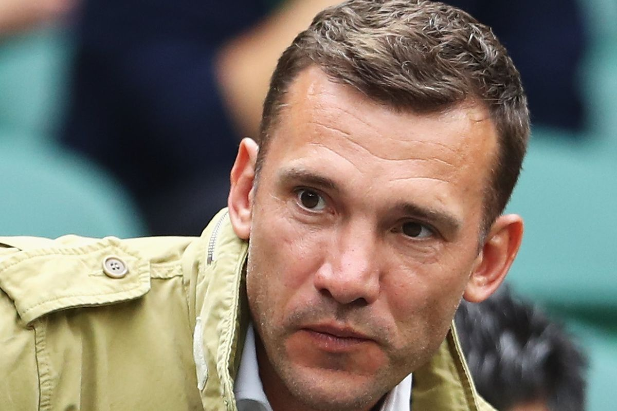 Shevchenko went to Euro 2016 as assistant manager, but is now set for the top job