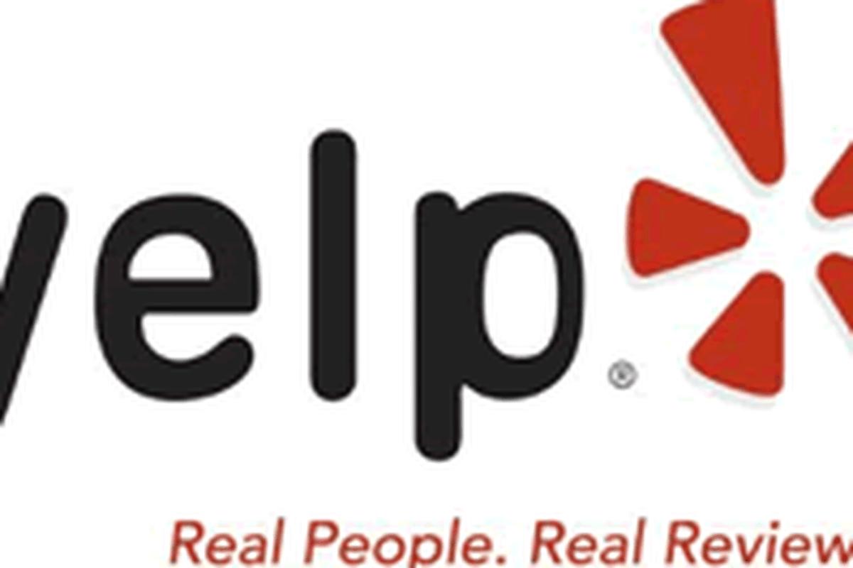 Yelp Logo For Website