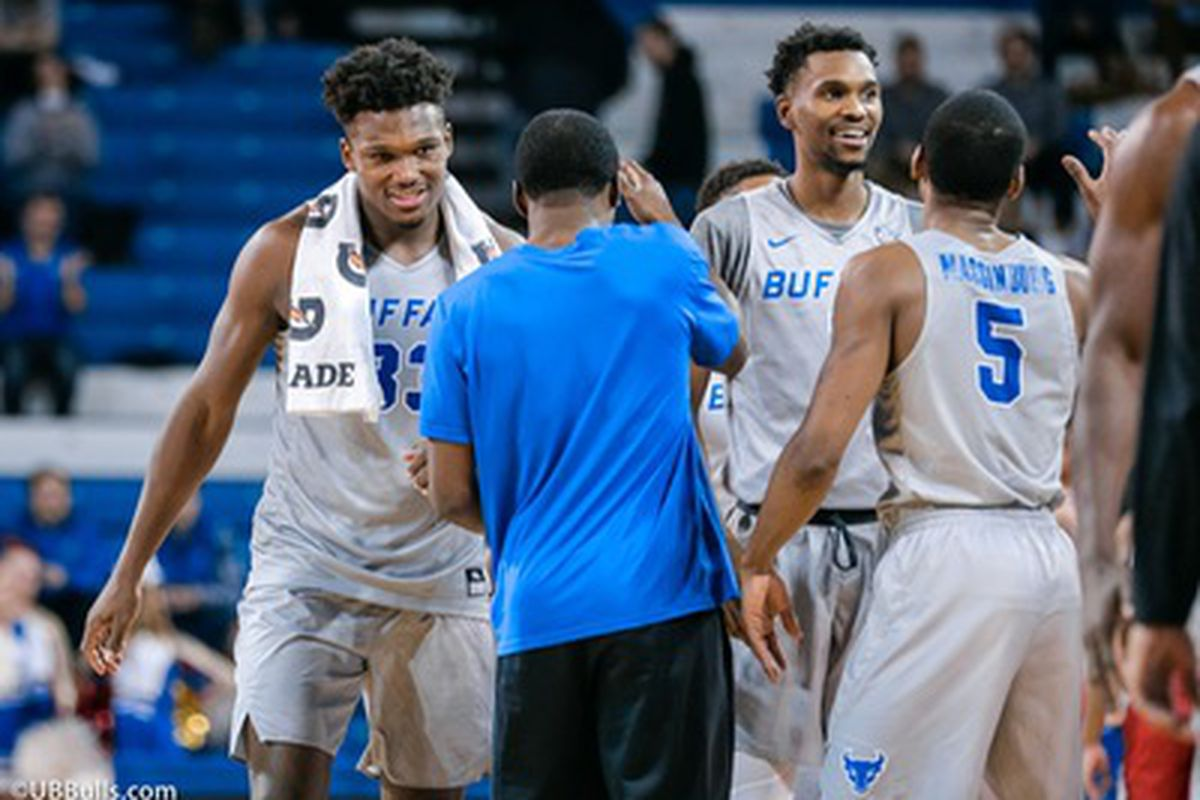 superior quality d45d5 c694d Buffalo Bulls Men's Basketball Game Preview: Kent State ...