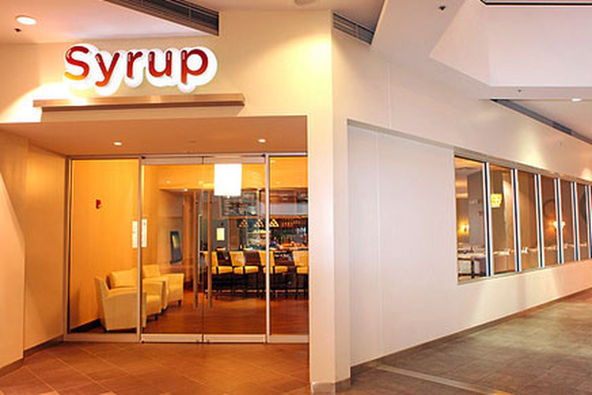 Syrup, Downtown