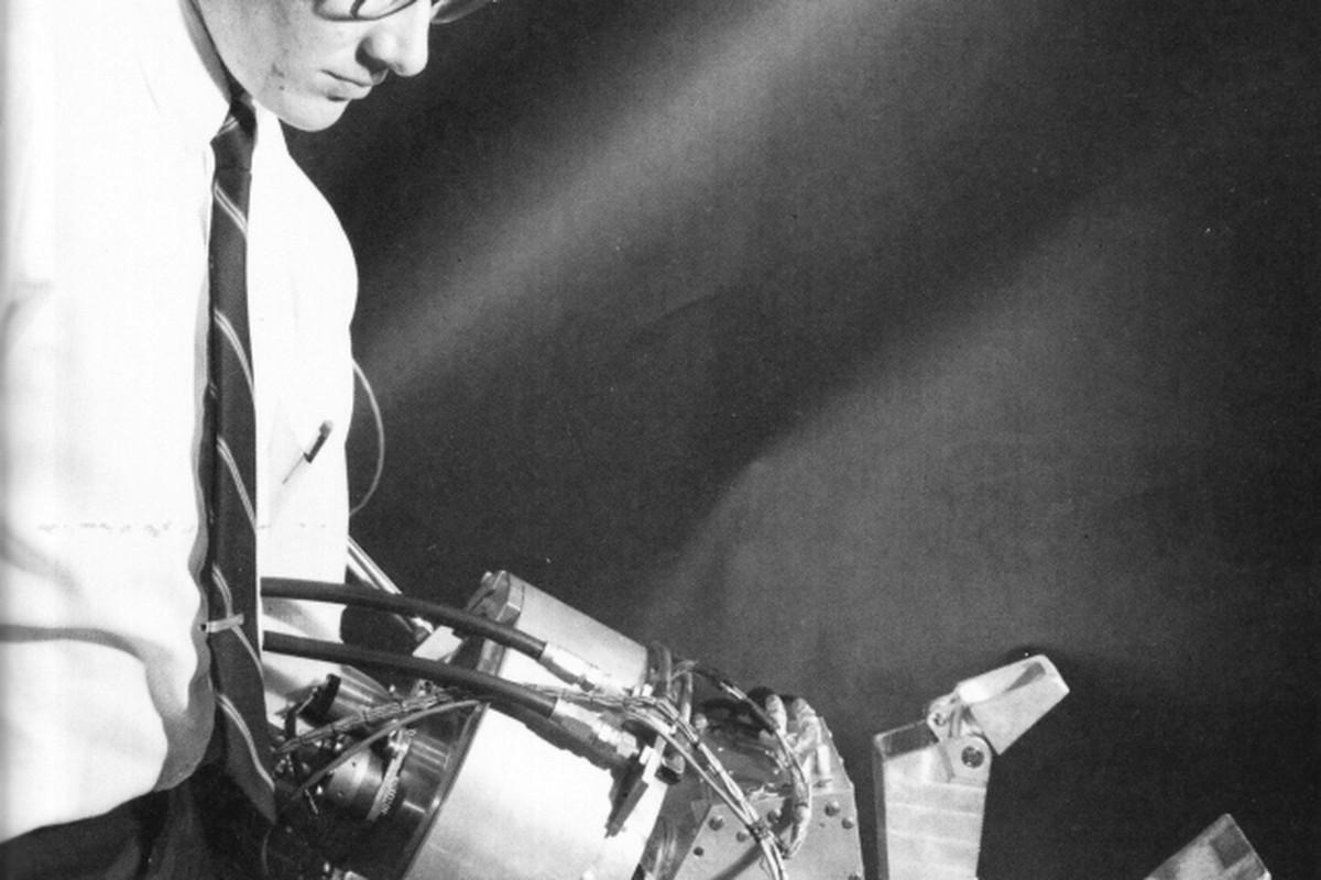 GE Hardiman (cyberneticzoo)