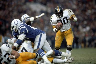 Steelers Frank Pollard