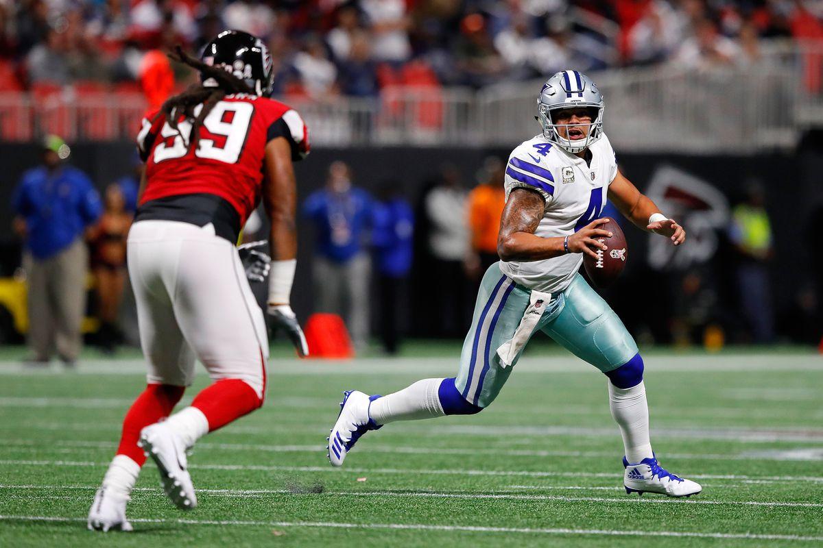 Dallas Cowboys v Atlanta Falcons