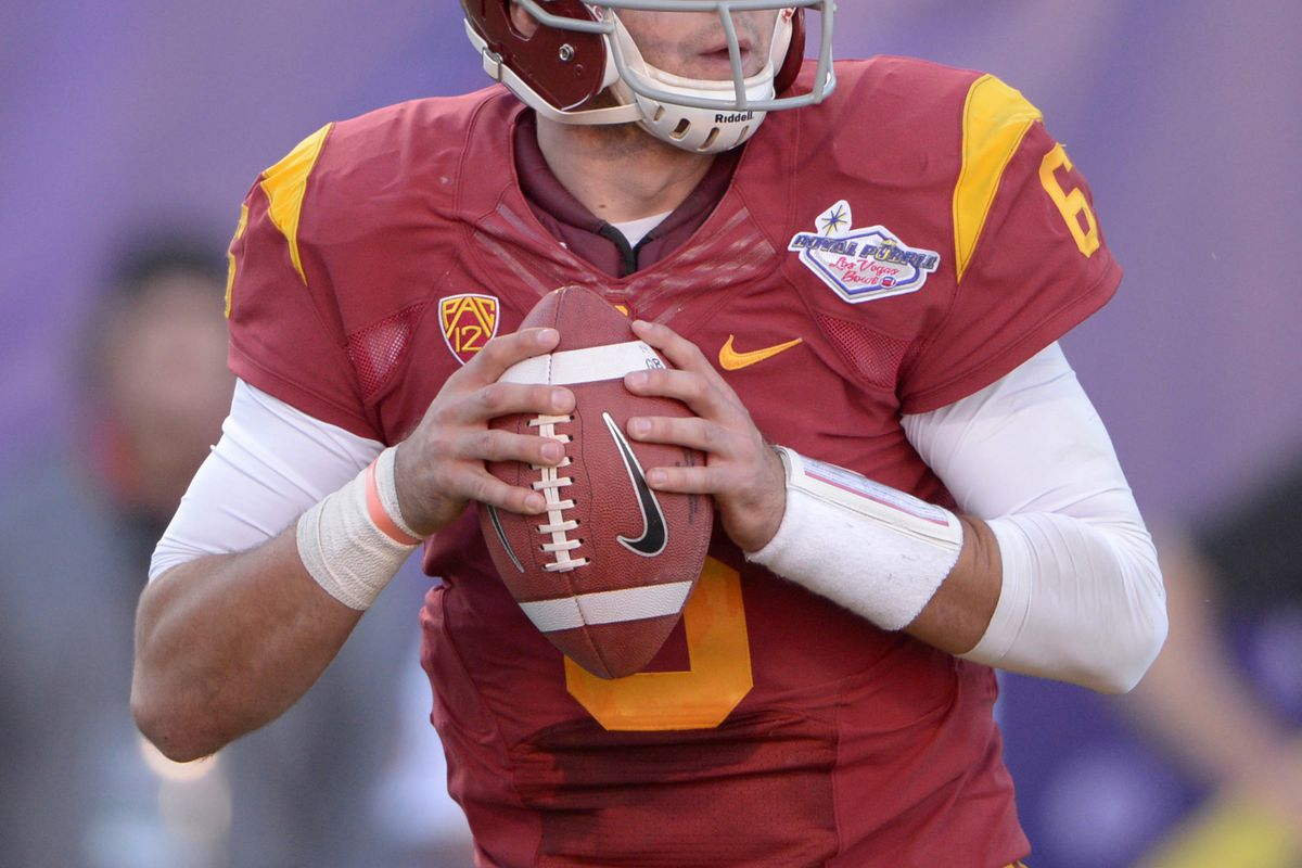 Kessler will look to repeat his record-setting performance in the Las Vegas Bowl.