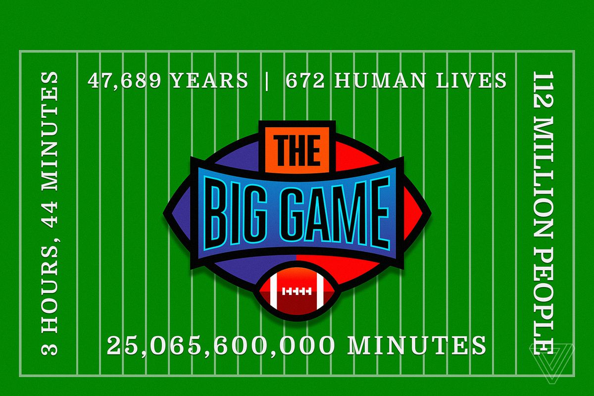 a7bf6c647ef34 How long is the Super Bowl  - The Verge