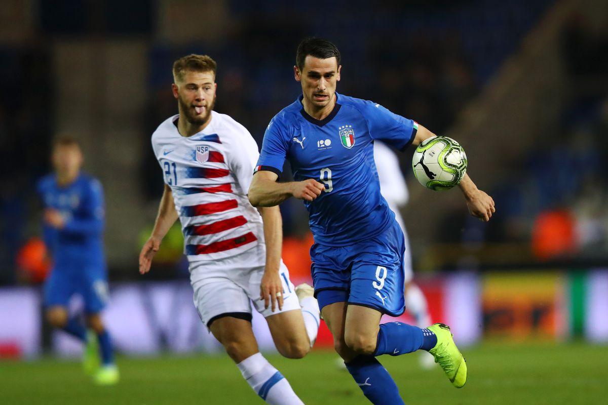 Italy v USA - International Friendly