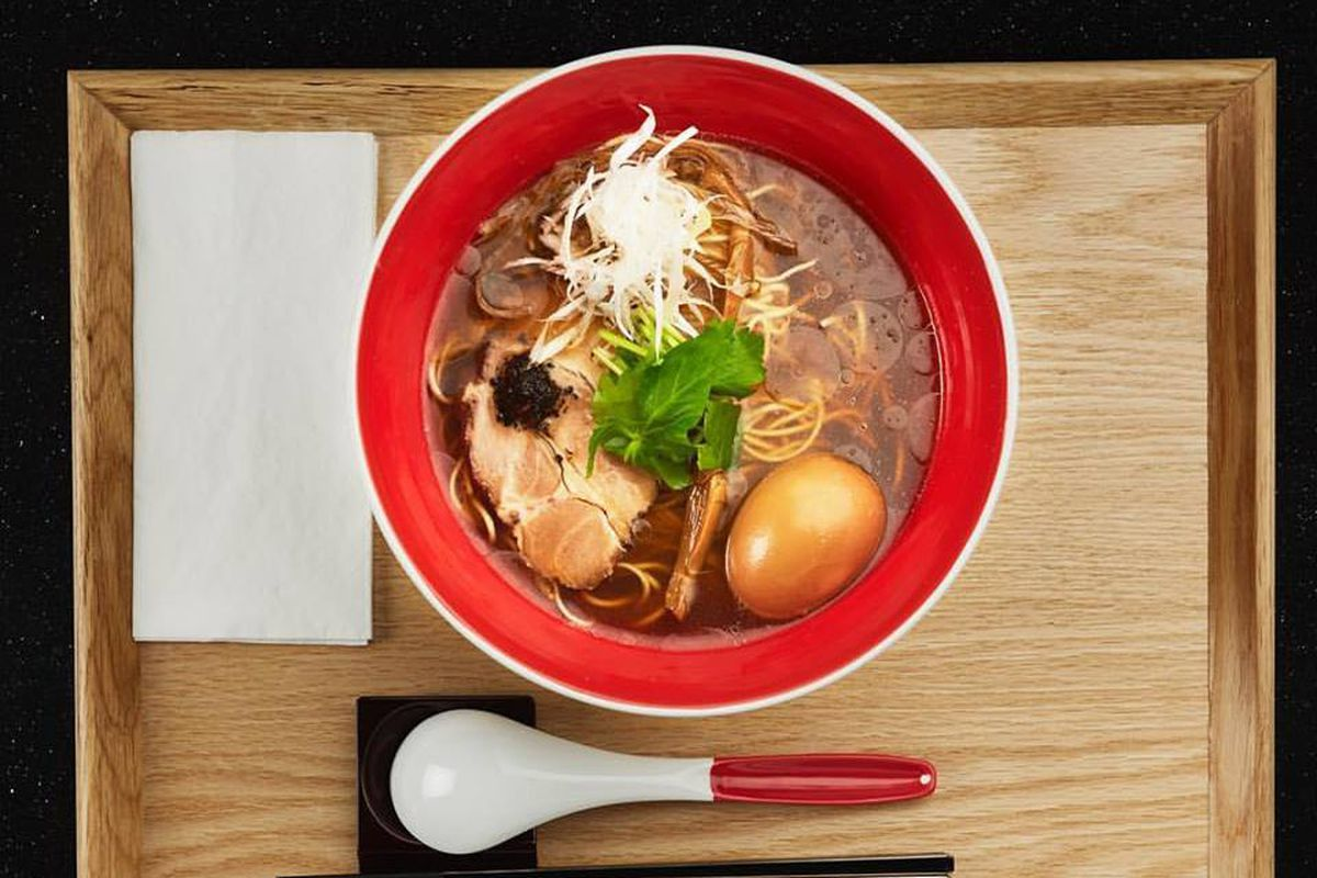 Tokyos First Michelin Starred Ramen Restaurant Expected To Open In