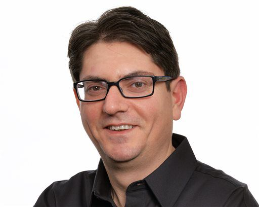 <small><strong> Kevin Hochman is KFC's chief marketing officer   KFC</strong></small>
