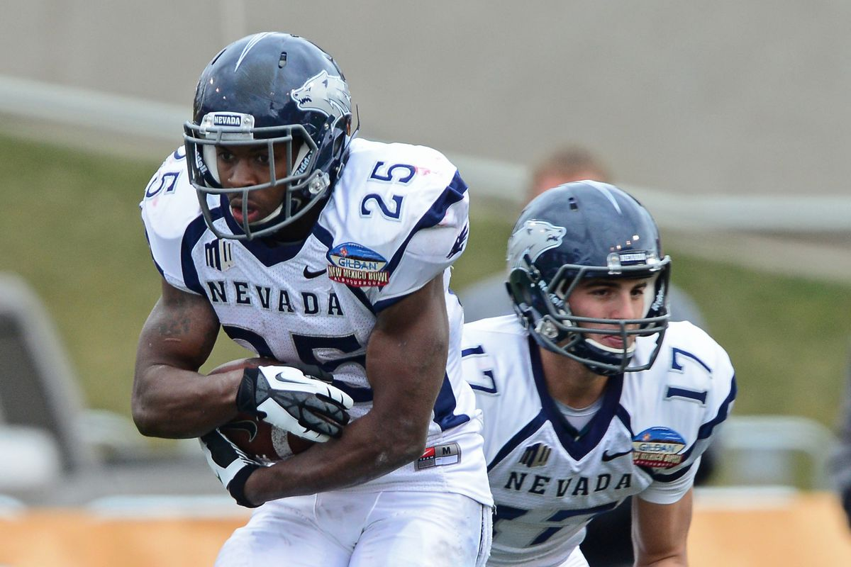 Could the Nevada offensive coordinator be our weapon of choice?