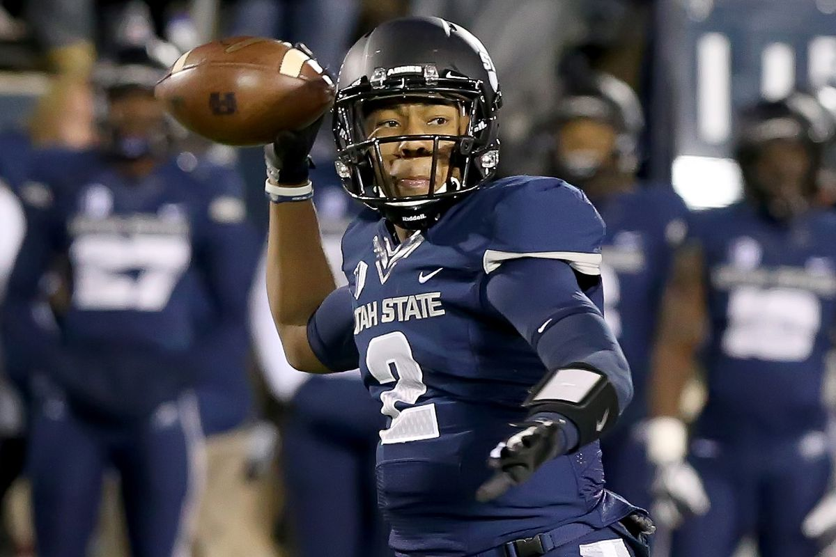 Resilient Utah State isn't just the newest team to ascend into the BOTC Top 25 — it's also to the first three-loss team to reach .750 and appear on my ballot.