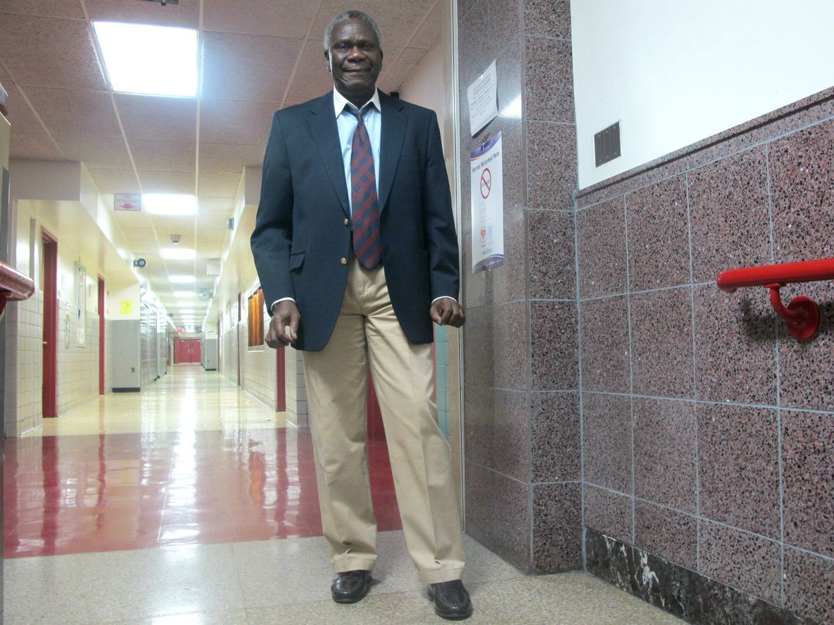 Turay said the city's new turnaround program for struggling schools like his could work, but perhaps not in the short timeframe the city has proposed.