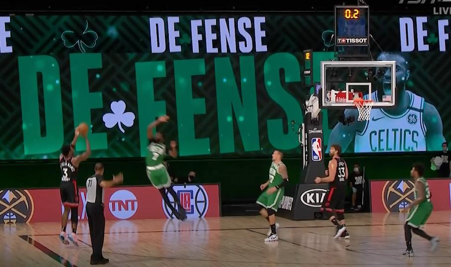 NBA Playoffs 2020 five thoughts recap: Toronto Raptors 104, Boston Celtics 103, Jaylen Brown NOOO