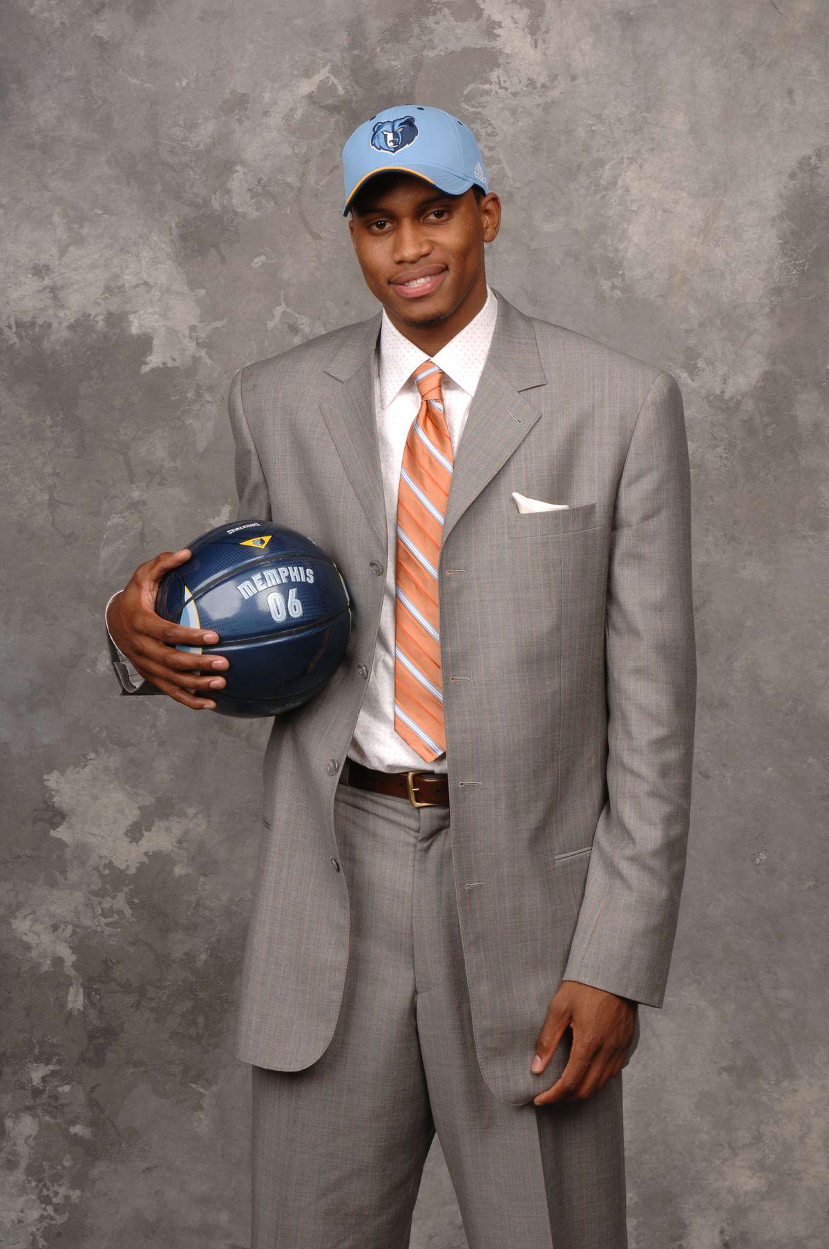 2006 Draft Portrait
