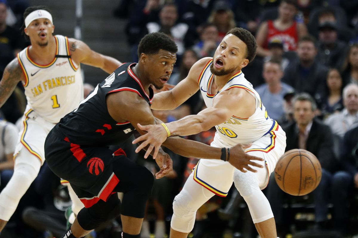 Warriors vs. Raptors Preview: Will Steph Curry stay hot? - Golden State Of  Mind