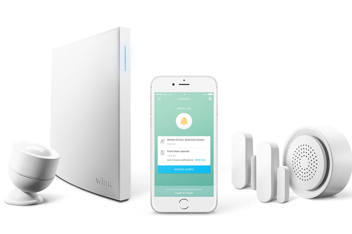 Wink Gets In On The Home Security Game With New Sensors