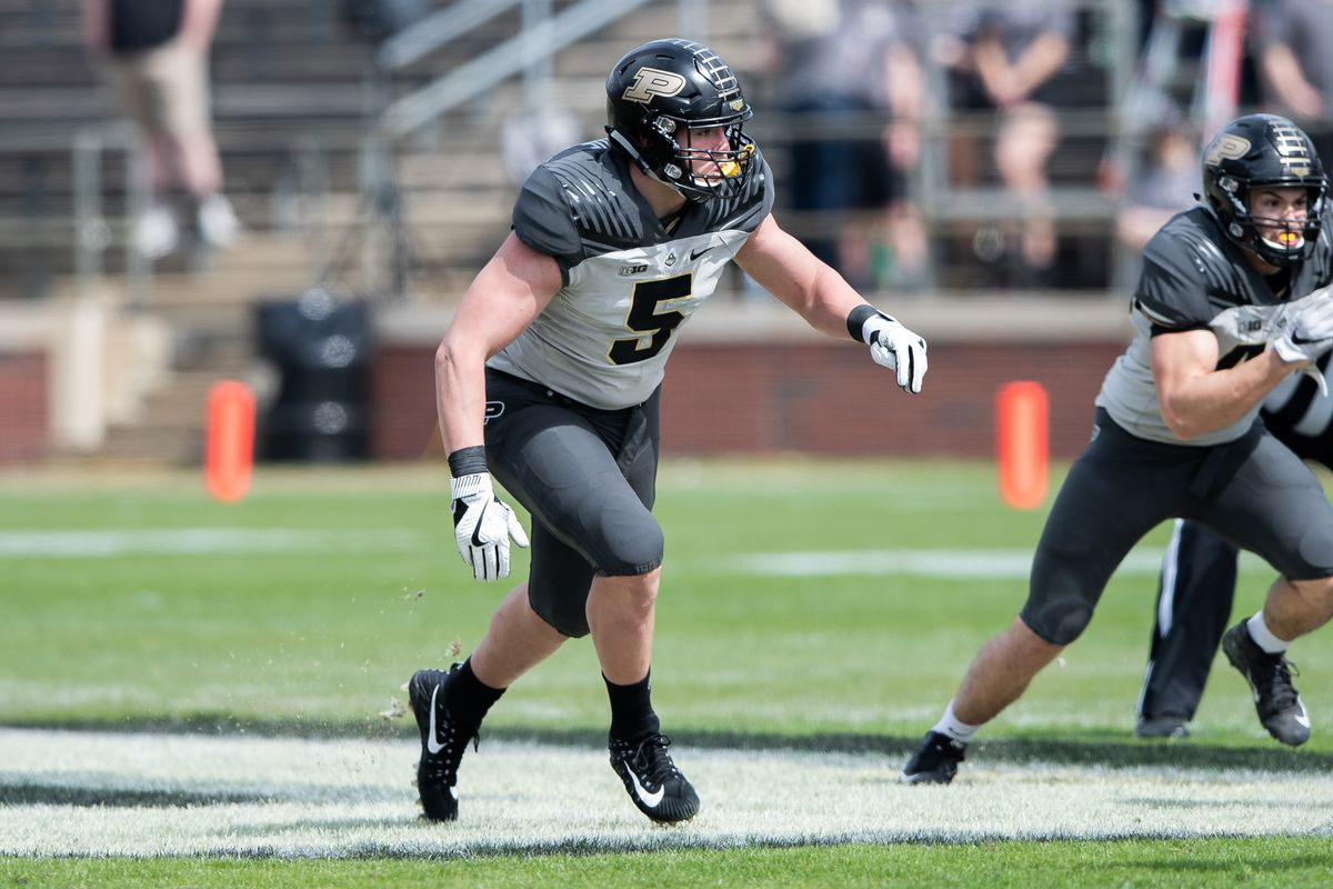 COLLEGE FOOTBALL: APR 06 Purdue Spring Game