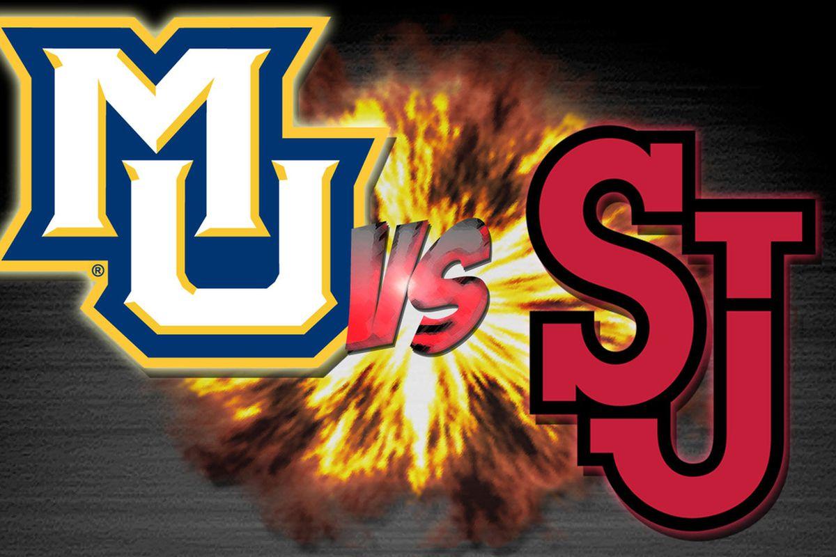 Marquette vs St. John's