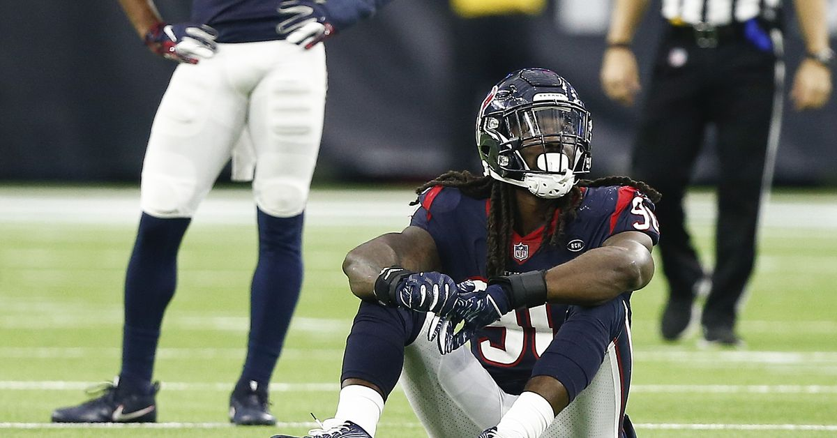 Pro Football Focus Grades Texans In Loss To Colts - Battle ...