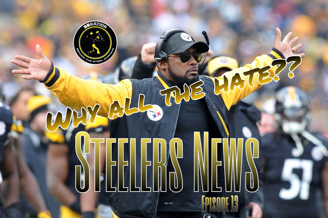 Podcast: Why does everyone hate on Mike Tomlin?