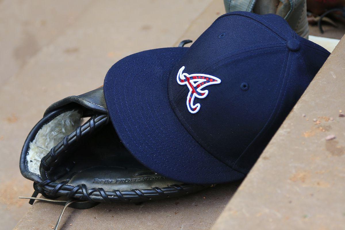 MLB: JUL 03 Marlins at Braves