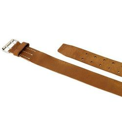 Leather Belt, $49.95