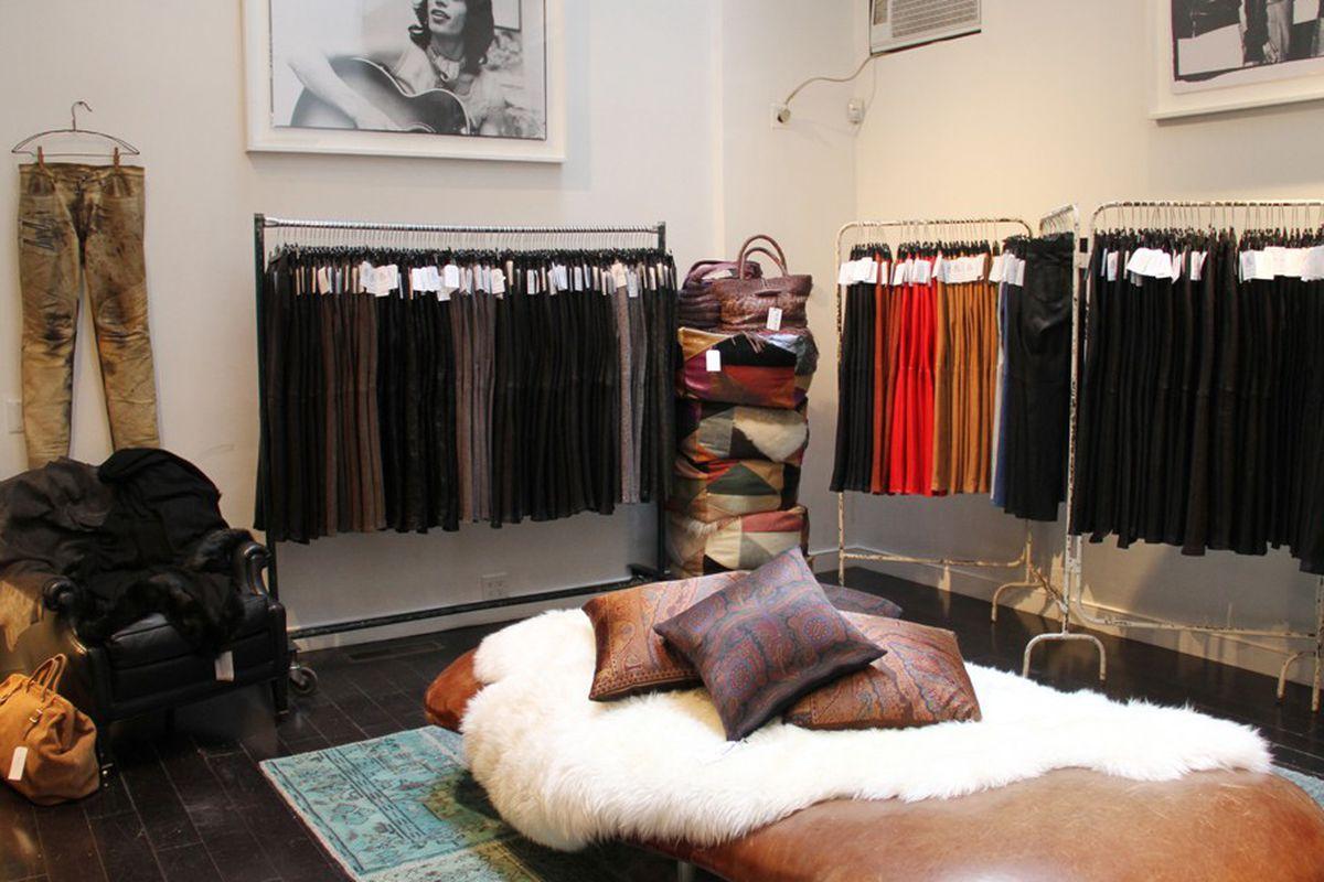 "Image via <a href=""http://www.wwd.com/retail-news/designer-luxury/a-pop-up-for-libra-leather-6880370"">WWD</a>"