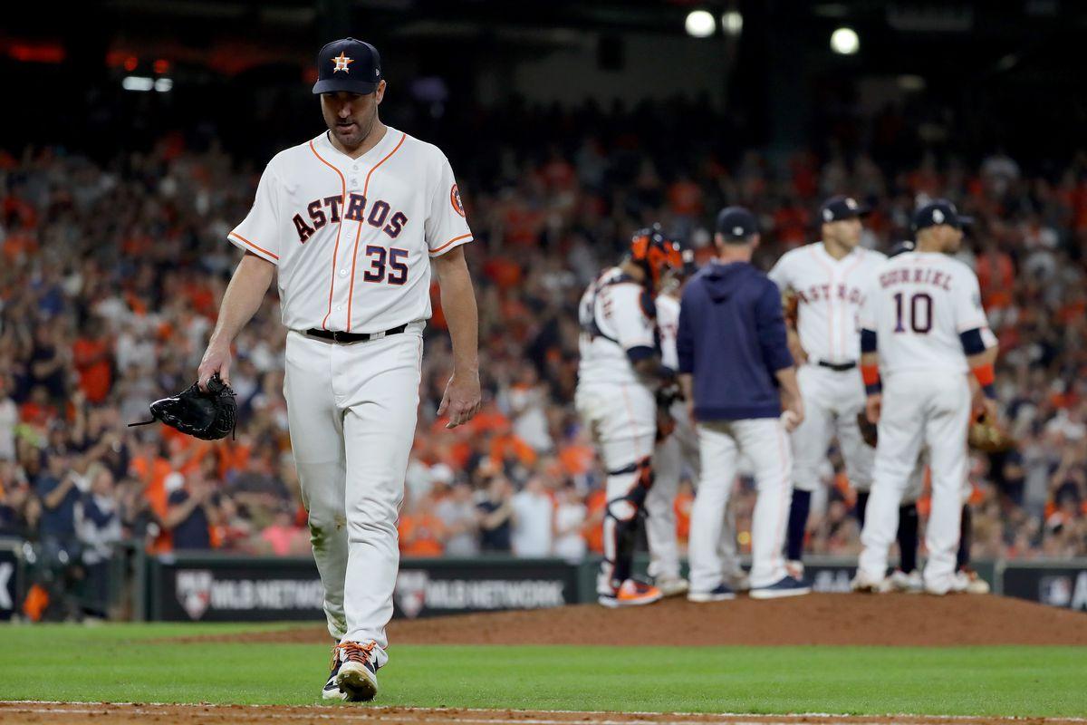 World Series - Washington Nationals v Houston Astros - Game Two