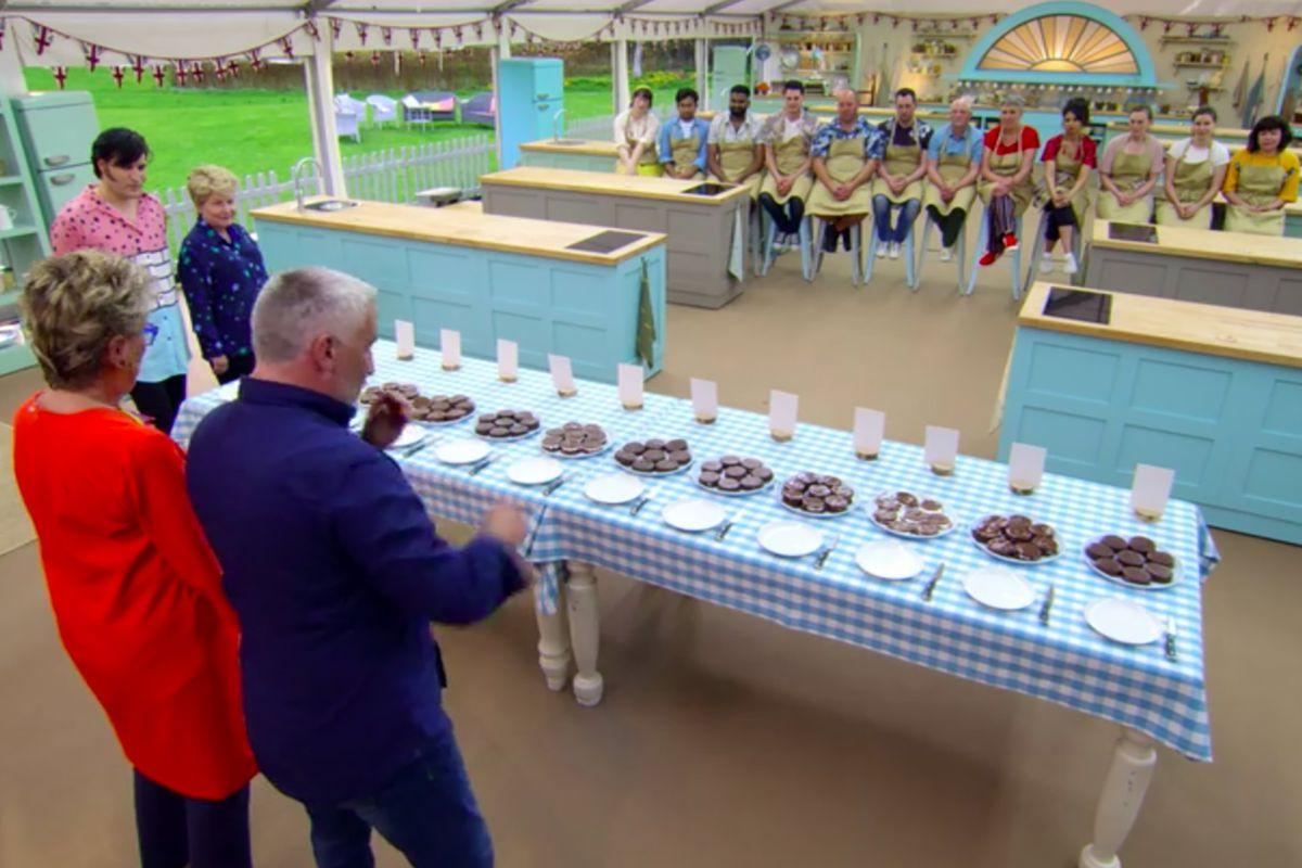 Netflix's 'Great British Baking Show'