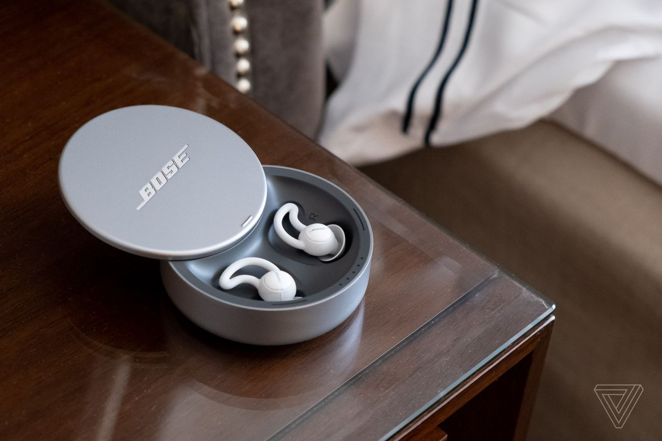 bose s new 250 sleepbuds play soothing sounds instead of music