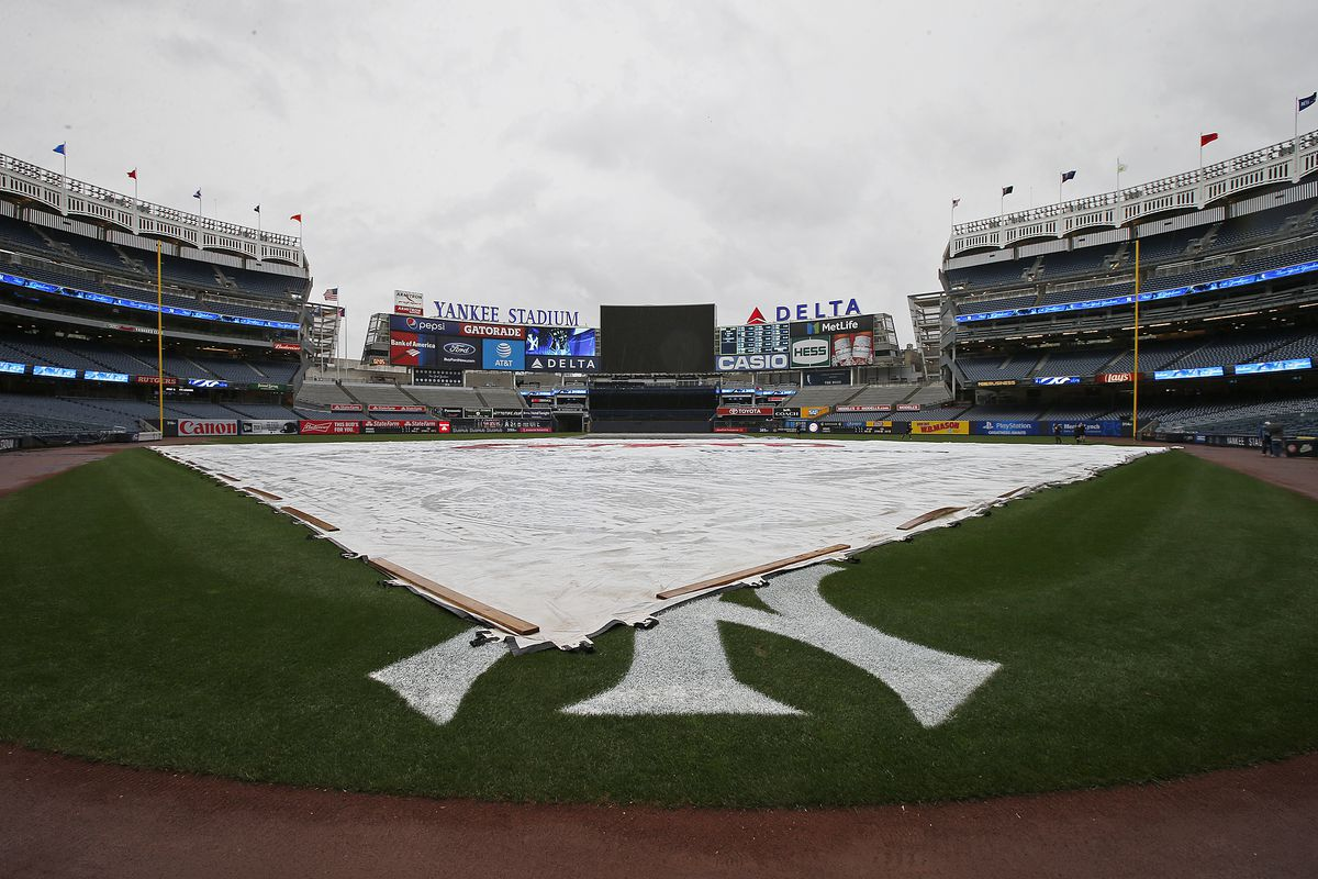 5660881e9 Rays vs. Yankees Series Preview  two game series threatened by snow ...