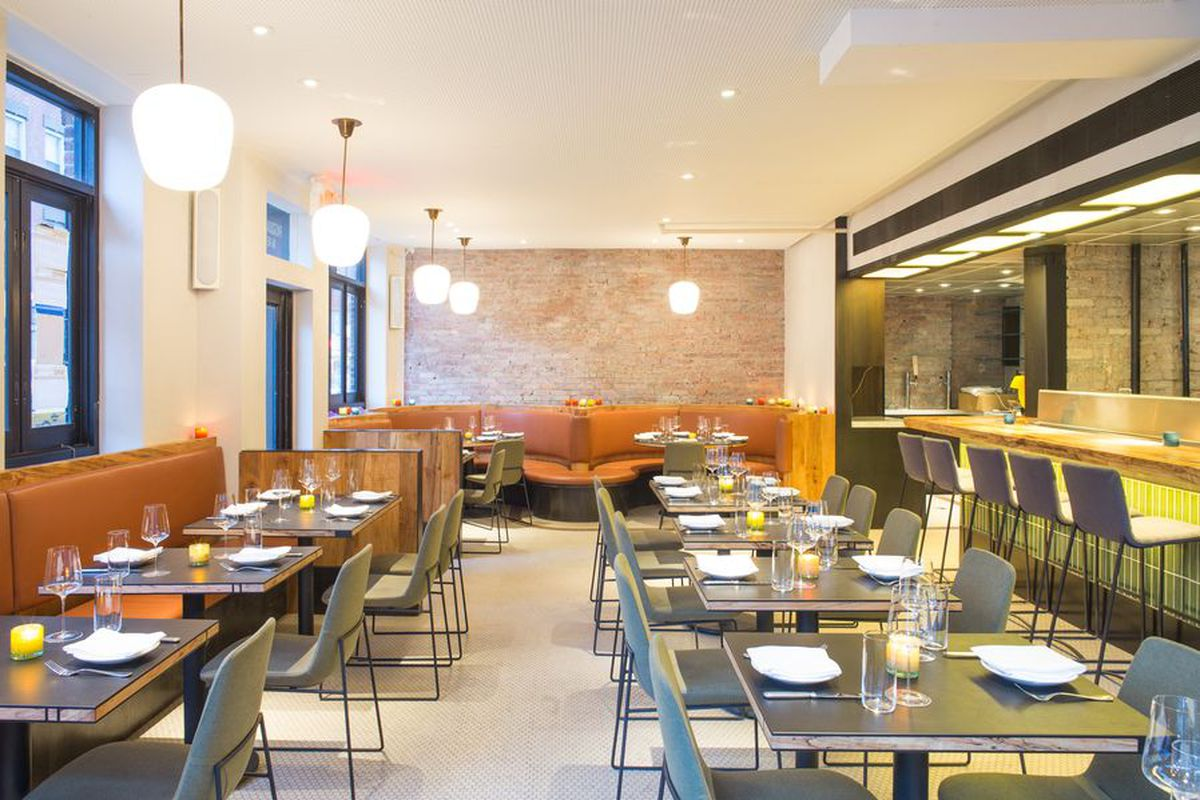 Visitors To Little Italy Finally Have A Strong Italian Option With The Arrival Of Pasquale Jones According Pete Wells As Critic In New York