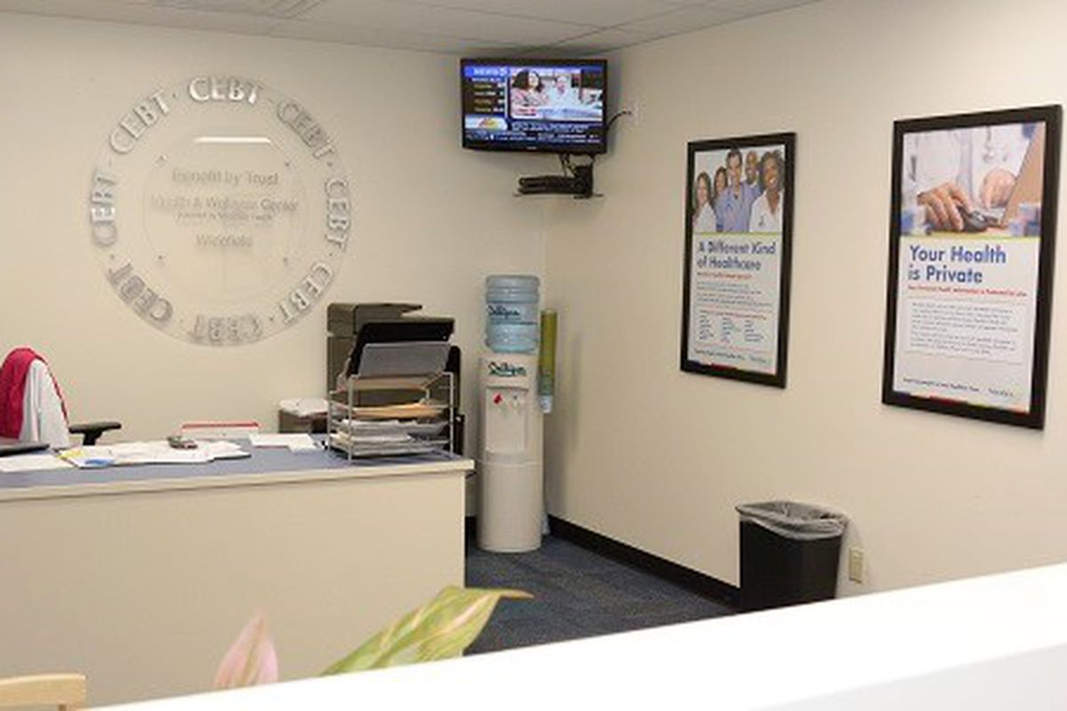 The new employee health clinic in Widefield School District 3.