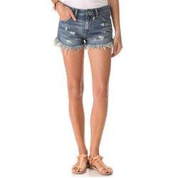 "<b>Free People</b> Dolphin Cutoff Shorts in True Blue, $47.60 (on sale from $68) at <a href=""http://www.shopbop.com/dolphin-hem-cut-off-shorts/vp/v=1/1575320301.htm?folderID=2534374302024684&fm=other-shopbysize&colorId=51798"">Shopbop</a>"