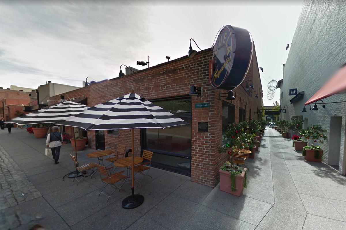 The former Taqueria Escuela, Pasadena