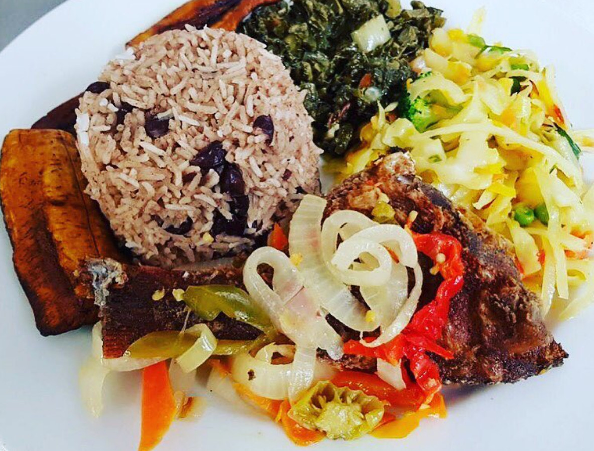 Best Caribbean restaurants in London: Savannah