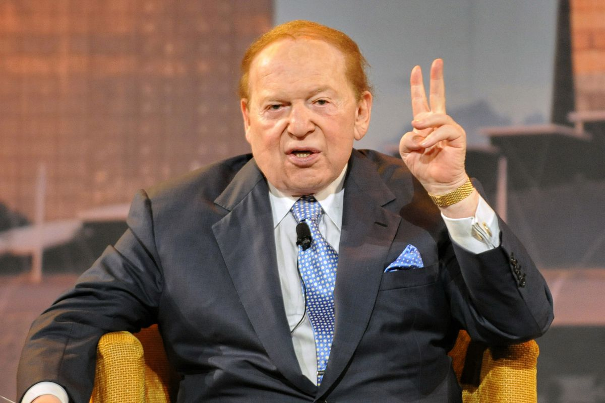 sheldon adelson - photo #21