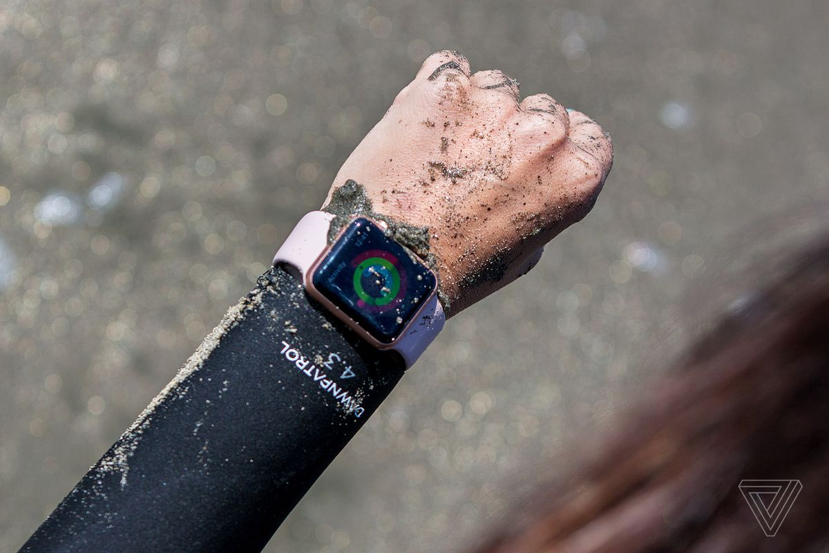 da18c55cf Apple Watch Series 3 with LTE review  missed connections - The Verge
