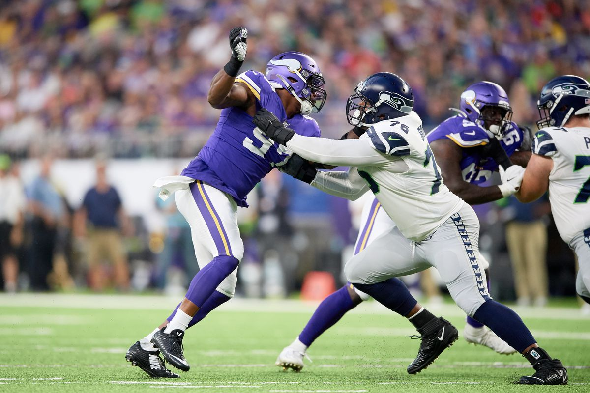 Seattle Seahawks v Minnesota Vikings