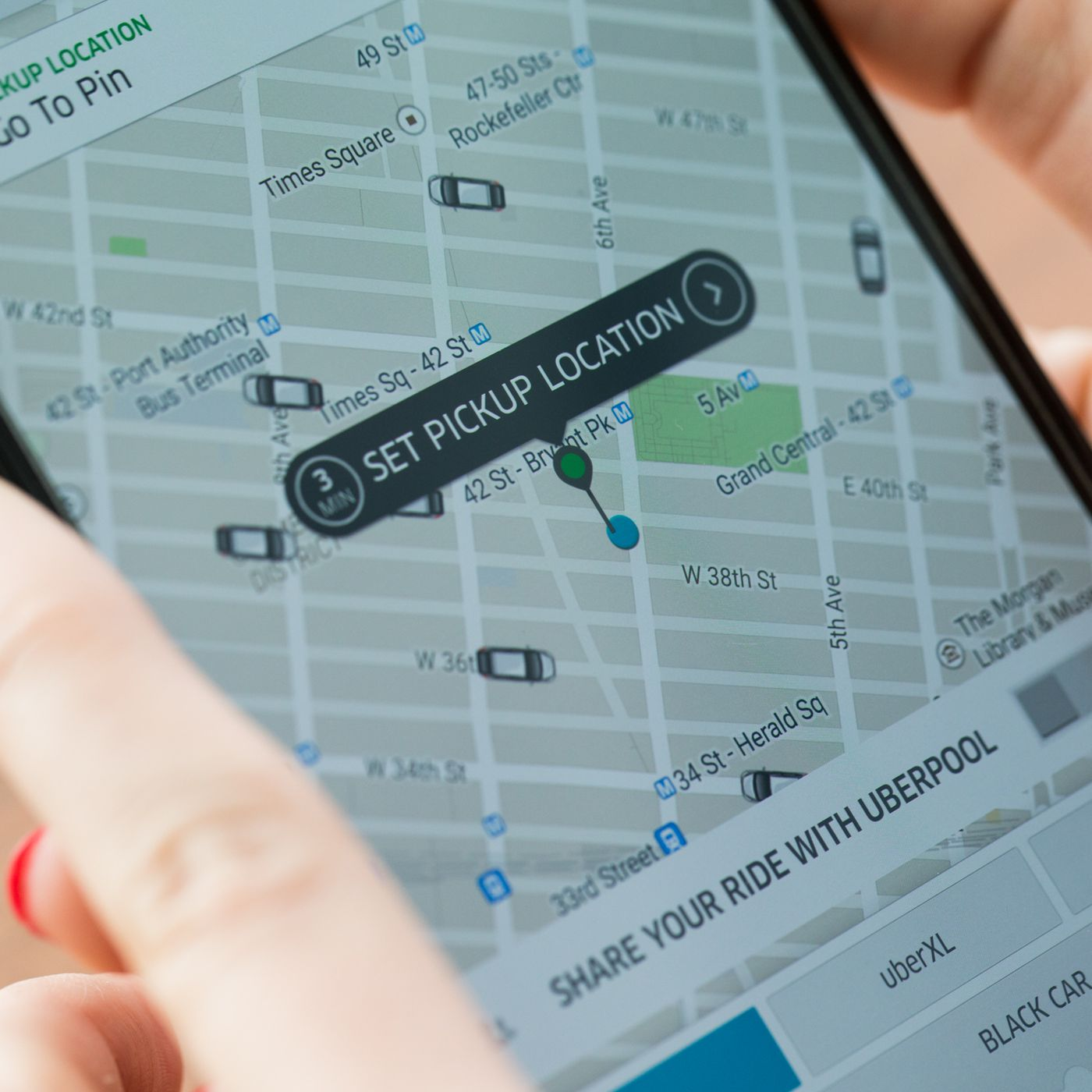 UberRUSH Officially Launches In Three Cities