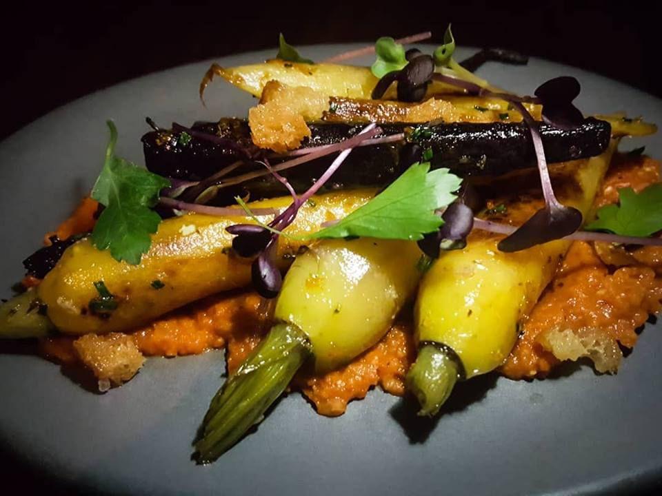 The carrots at La Bodega