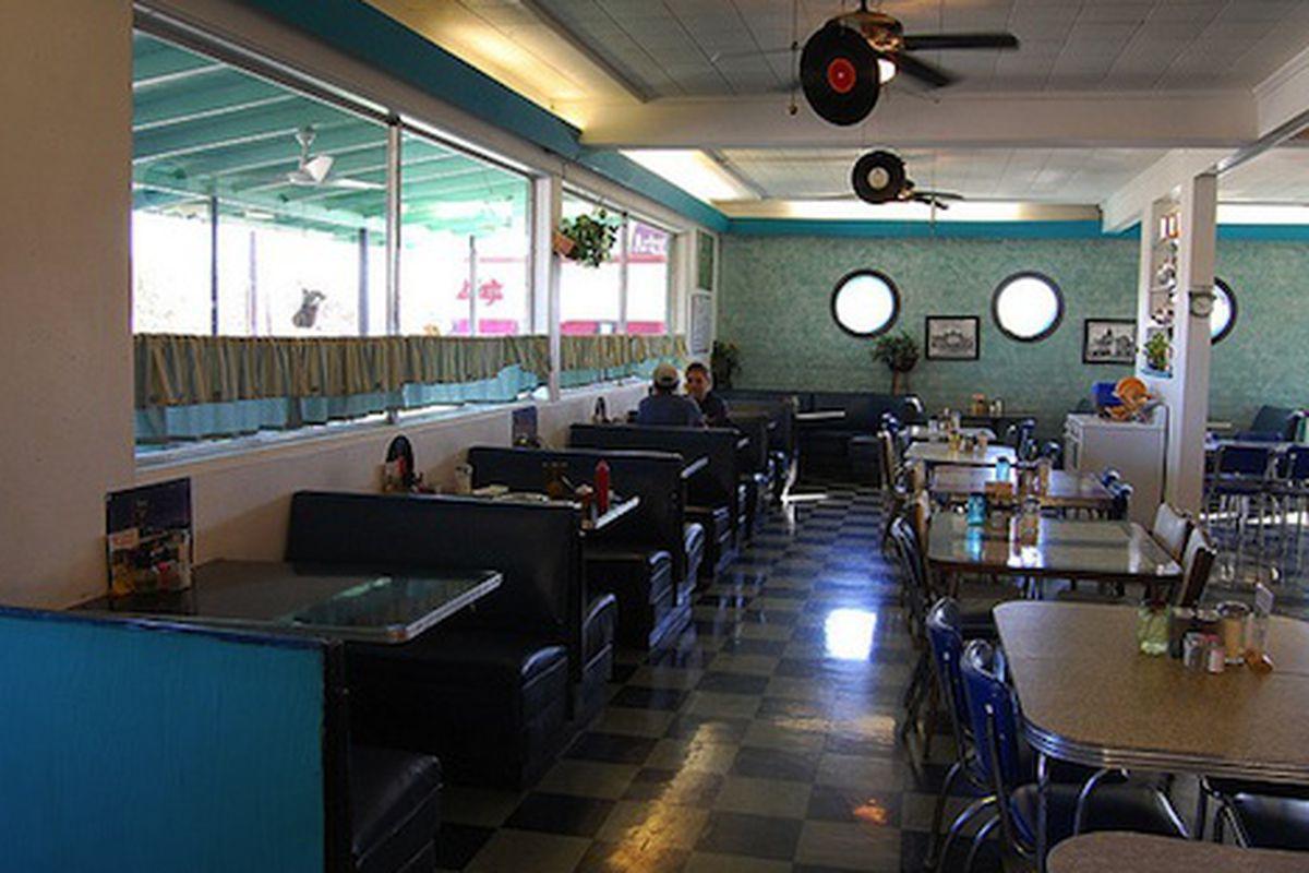 Austin Diner, Austin, TX.