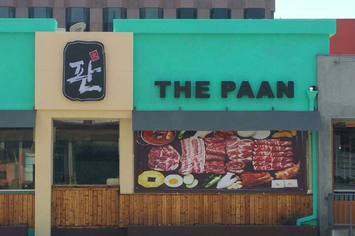 The Paan, Koreatown