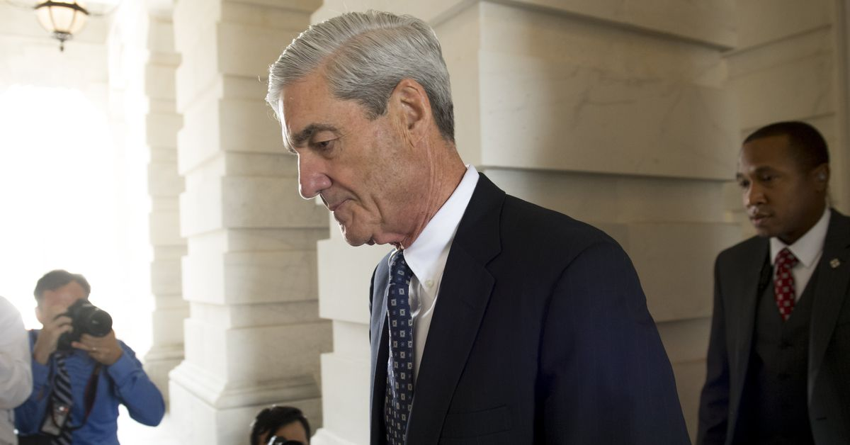 Mueller report completed: what we know and don't know - Vox