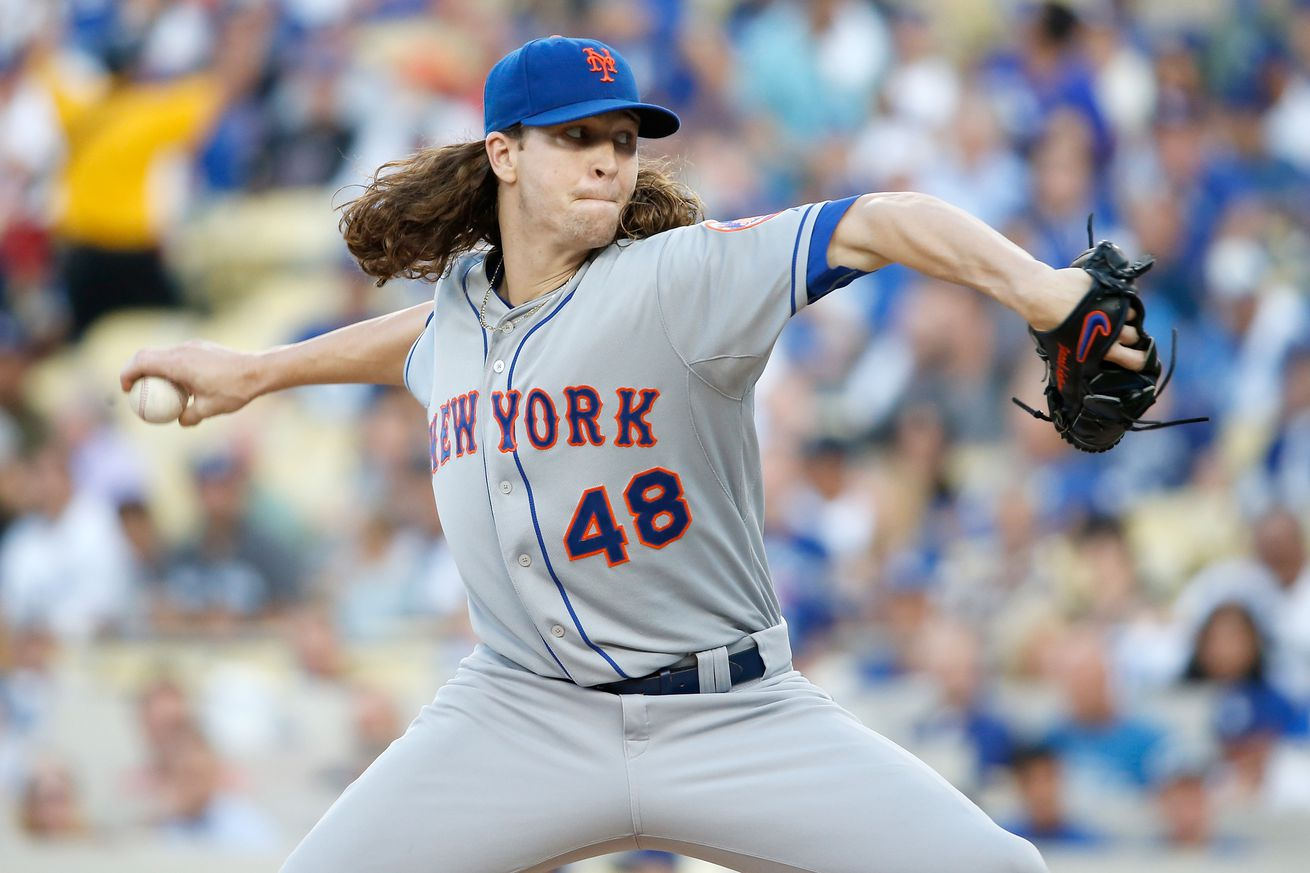 Division Series - New York Mets v Los Angeles Dodgers - Game Five