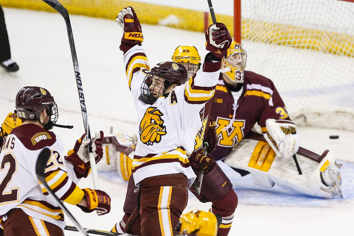 2015 Ncaa Hockey Tournament Scores And Results Sb Nation College